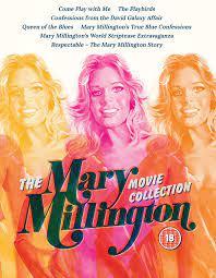 Mary Millington Movie Collection [BOX] [Blu-Ray] (Keine deutsche Version):  Amazon.de: DVD & Blu-ray