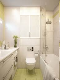 Near by the door, place the faucet and sink. Then, you can put a big mirror  in the bathroom. It is simple isn't? If so, let's design and make it true!