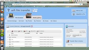 Transfer Data From Pc To Pc Transfer Files Between Your Android Tablet And Pc Using Wi Fi
