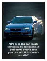 Sports Quote Cool MotorStars Issue TwentySix Nissan Skyline GTR R48 Quote Page