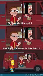 American Dad, Fake Id by camza73 - Meme Center via Relatably.com