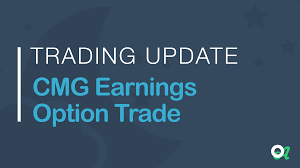 Cmg Earnings Option Trade