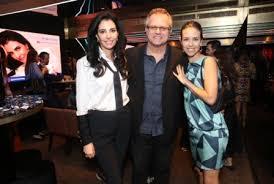 Ailton Pitombo » Antonia Frering, Leonardo Franco e Maria Griffith