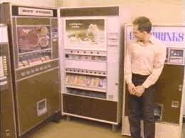 Vending Machine Gif Fascinating GIF Excited Snacks Vending Machine Animated GIF On GIFER By Buritius