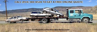 Towing Quote Cool Junk Car Towing You Sell Junk Car Fort Lauderdale