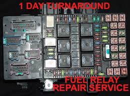 a 2003 2006 expedition navigator fuse box repair service \