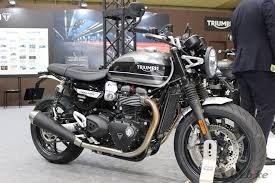 triumph tokyo motorcycle show 2019