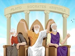 composition division barron s test prep blog online education  plato socrates and aristotle upset by logical fallacies