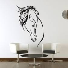 horse wall art horses head wall art stickers wall decal transfers on wall art pictures of horses with jumping horse wall art stickers vinyl decal stylish home graphics