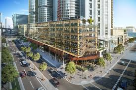 office da architects. An Artist\u0027s Impression Of The Second Timber Building At Barangaroo. Office Da Architects