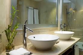 Small Bathroom Hacks  OhMyApartment  ApartmentRatingsSpa Like Bathrooms Small Spaces