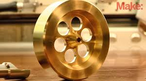 Why Does A Flywheel Have Material Removed From The Center