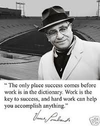 Image result for Green Bay Coach Vince Lombardi