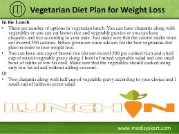 Diet Chart For Weight Loss For Female Vegetarian Vegetarian Diet Plan For Weight Loss