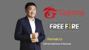 Free fire owner name and country : Garena Free Fire Game Ka Malik Kaun Hai