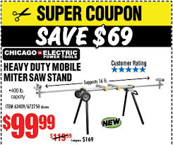 harbor freight miter saw. heavy duty mobile miter saw stand harbor freight w