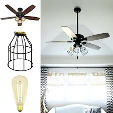 fan ceiling lights cage light ceiling fan ceiling fan light blinking hunter