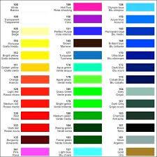 Fiestaware Colors 2017 Color Guide Fiesta Fiestas And