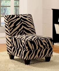 Zebra Living Room Stylish Zebra Print Furniture Homeideaincom