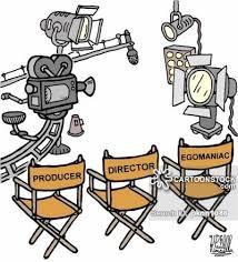 Cartoon Film Movie Crews Cartoons And Comics Funny Pictures From Cartoonstock
