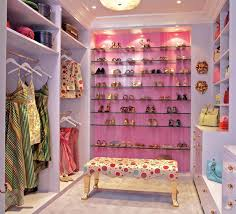 Walk in closet ideas for girls Video and Photos Madlonsbigbearcom
