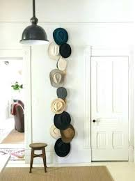 wall mounted hat rack wall mount hat rack portable hard hat racks are made  using polyethylene . wall mounted hat rack ...