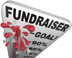 Fundraising Goal Thermometer To Track Your Campaigns