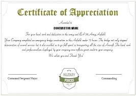 Certificate Of Recognition Wordings Wording For Certificates Plaque Of Appreciation Template Certificate