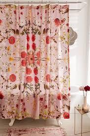 bathroom decor accessories. Daniella Floral Shower Curtain Bathroom Decor Accessories