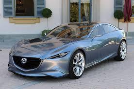 Mazda Shinari Concept - wemotor.com