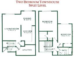2 bedroom townhouse for rent. willow pond apartments and townhouses offers many features such as central air conditioning, large closets, kitchens including a refrigerator, 2 bedroom townhouse for rent