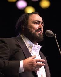 Resultado de imagem para luciano pavarotti