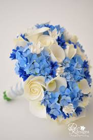 Good Images Of Blue And White Centerpieces For Wedding Table