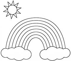 Small Picture Download Coloring Pages Cloud Coloring Page Cloud Coloring Page