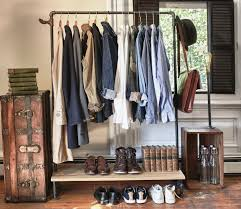 Storage For Bedrooms Without Closets How To Make A Closet In A Small Room Home Design Ideas
