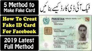 How Facebook For Creat 2019 Verification - Acceptable Fake To Id Card Youtube