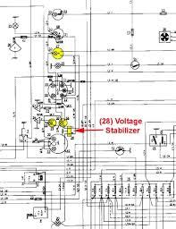 autometer tach wiring diagram in 94 95 mustang instrument cluster 95 Mustang Wiring Diagram autometer tach wiring diagram and 1800 volt stabilizer wiring jpg 95 mustang radio wiring diagram