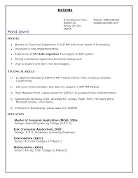 6 Technical Project Manager Resume Letter Signature Resume