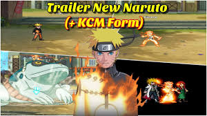 Trailer] New Naruto (+ KCM Form) - Bleach VS Naruto MUGEN
