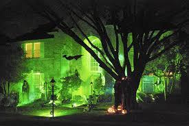halloween lighting. photo courtesy of httpswwwluuxcom halloween lighting n