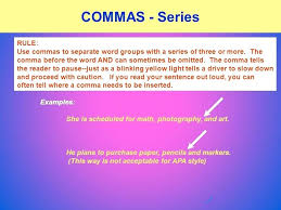 When Do I Use A Comma Do You Put A Comma Before Or Math Freshestrecipes Club