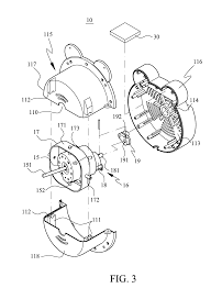Patent us20140227085 control system for fan with oscillating fan mechanism