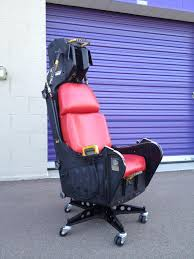 i made an ejection seat office chair xpost from r diy