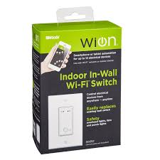 Wi Indoor Wi Fi Light Switch Wireless In Wall Switch