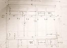 diy mudroom cubbies sketch locker plans s4 plans