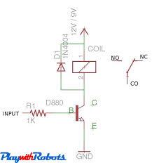 dc motor driver circuits relay module diagram for wiring on dc motor driver circuit schematic
