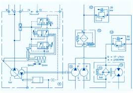 the true value of hydraulic circuit diagrams Schematic Simple Electrical How To Read Schematic Wiring Diagrams #37