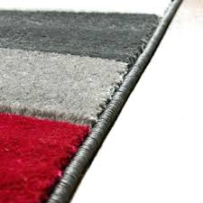 red and gray rug rad wave black area blue grey gold red grey rug