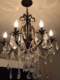interior ideas lovely crystal home depot chandeliers for hanging