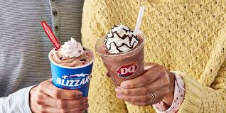 This dairy queen secret menu blizzard is for people who want something from all four food groups: Dairy Queen Is Bringing Back The Peppermint Hot Cocoa Blizzard For The Holidays